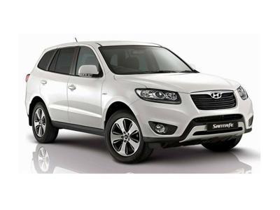 6) Hyundai Santa Fe