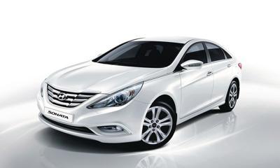 5) Hyundai Sonata