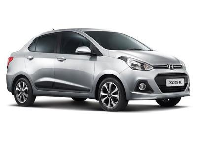4) Hyundai Xcent