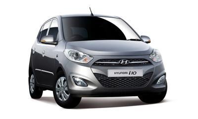 3) Hyundai i10