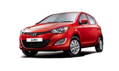 5) Hyundai i20