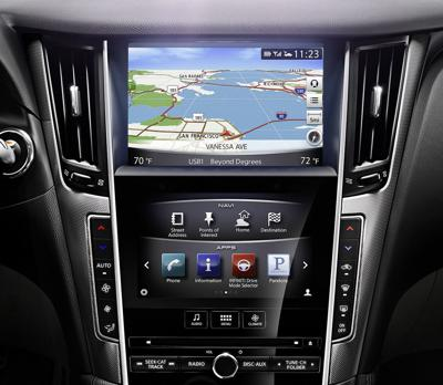 Intels in-vehicle infotainment system