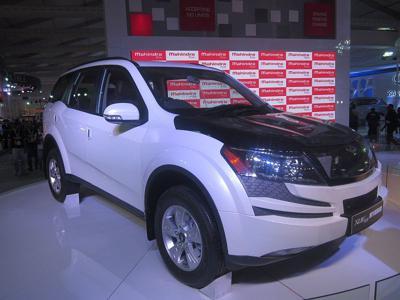 Mahindra XUV500 hybrid