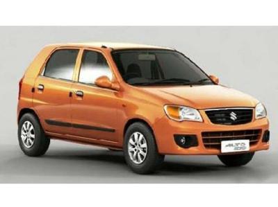 3) Maruti Suzuki Alto K10