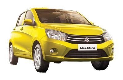 2) Maruti Suzuki Celerio