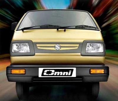 3) Maruti Suzuki Omni