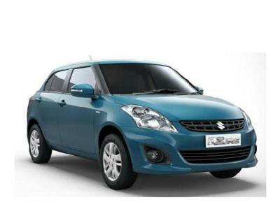 3) Maruti Suzuki Swift DZire