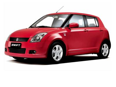 8) Maruti Suzuki Swift