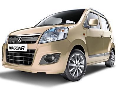 Maruti Suzuki WagonR 1.0