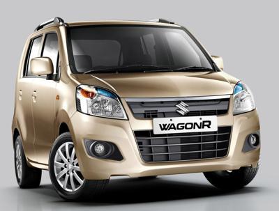 7) Maruti Suzuki WagonR