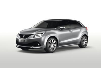 Maruti Suzuki iK-2/ YRA Premium Hatchback