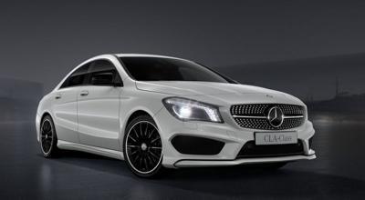 Mercedes-Benz CLA Class Facelift
