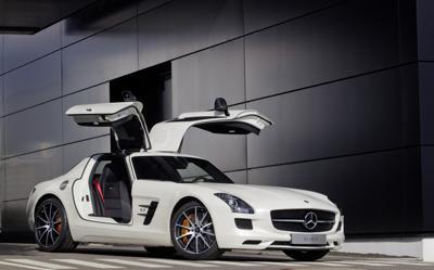 Mercedes-Benz SLS AMG GT Coupe