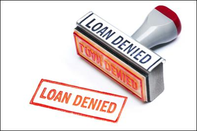 Most common reasons on car financing being denied
