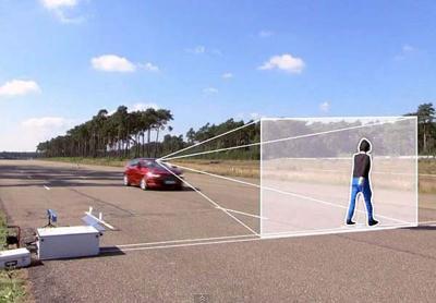 Pre-collision technology