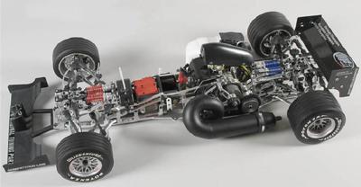 Race car technology