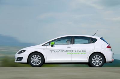 SEAT Leon Twin Drive Ecomotove