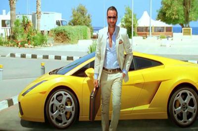 Saif ali khan in the movie Race 2