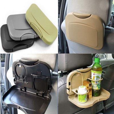 Seat back holders