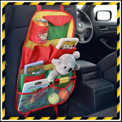 Seat tidy for kids