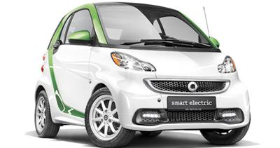 8)  Smart ForTwo Coupe