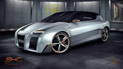 Super Hatchback Concept By Jamie Martin