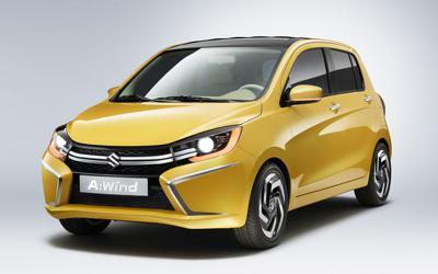 Suzuki A-Wind Concept