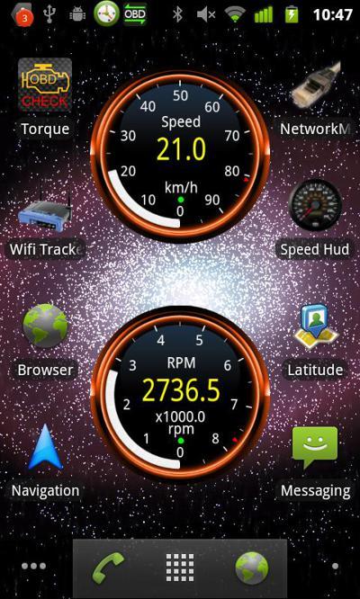 Torque lite - car performance app