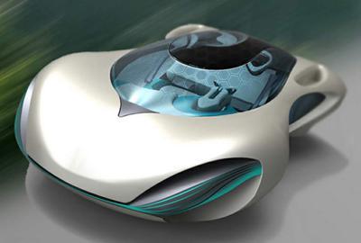 Taihoo Car Concept 2046