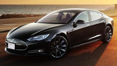 1) Tesla Model S