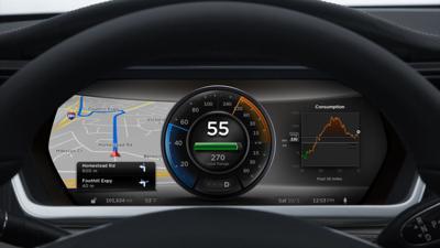 Teslas autopassing technology