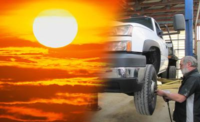 Tips for car maintenance in summers