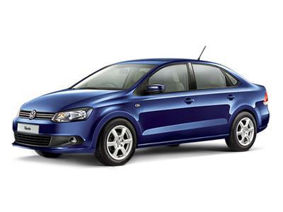7) Volkswagen Vento