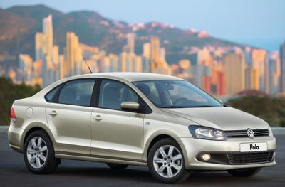 Volkswagen sub-compact sedan