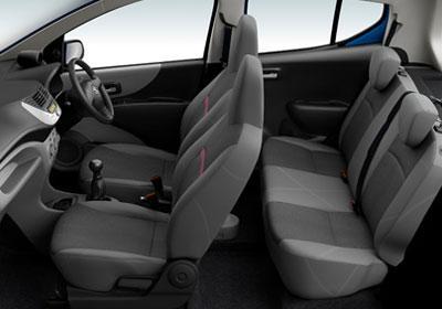 Maruti Suzuki A-Star Interior 3