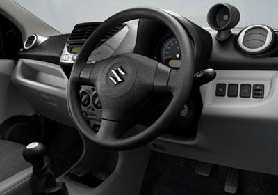 Maruti Suzuki A-Star Interior 2