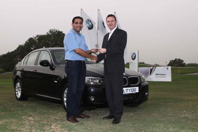 Photograph of Mr. Kapil Kapoor and Mr. Peter Kronschnabl, President BMW India..jpg