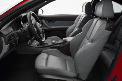 Seats In BMW Car