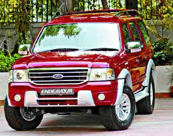 Ford Endeaver