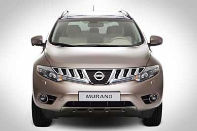 Nissan Murano is also slated for a launch this year in mid-2009