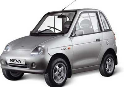 Reva Electric Car