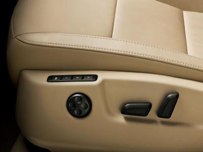 Skoda Superb Electronic Seats