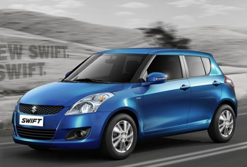 1) Maruti Suzuki Swift