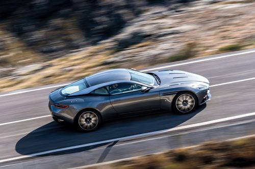 Aston Martin V8 DB11 is expected to make Shanghai debut