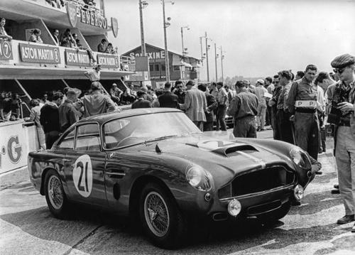 Aston Martin DB4  Continuation model in works