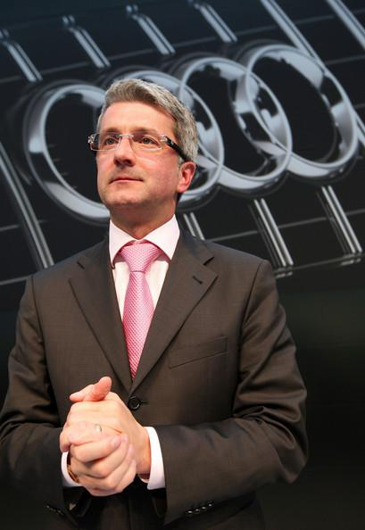 Audi CEO urges City managers to improve Road Infrastructure