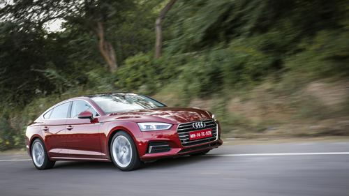 Audi A5 range - explained in detail
