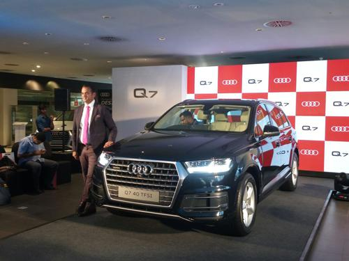 more petrols from Audi India in the future