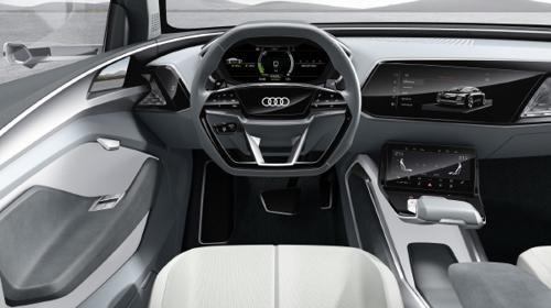 Audi Elaine gets traffic jam pilot system