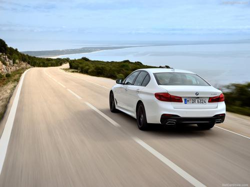 2017 BMW 5 series - 4